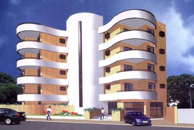 Edificio alicante for Edificio de departamentos planos
